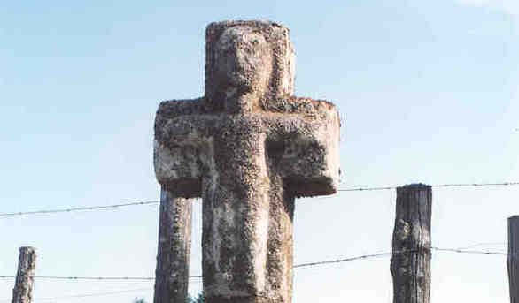 croix de vieillemaringe à Saint-paul (Corrèze)